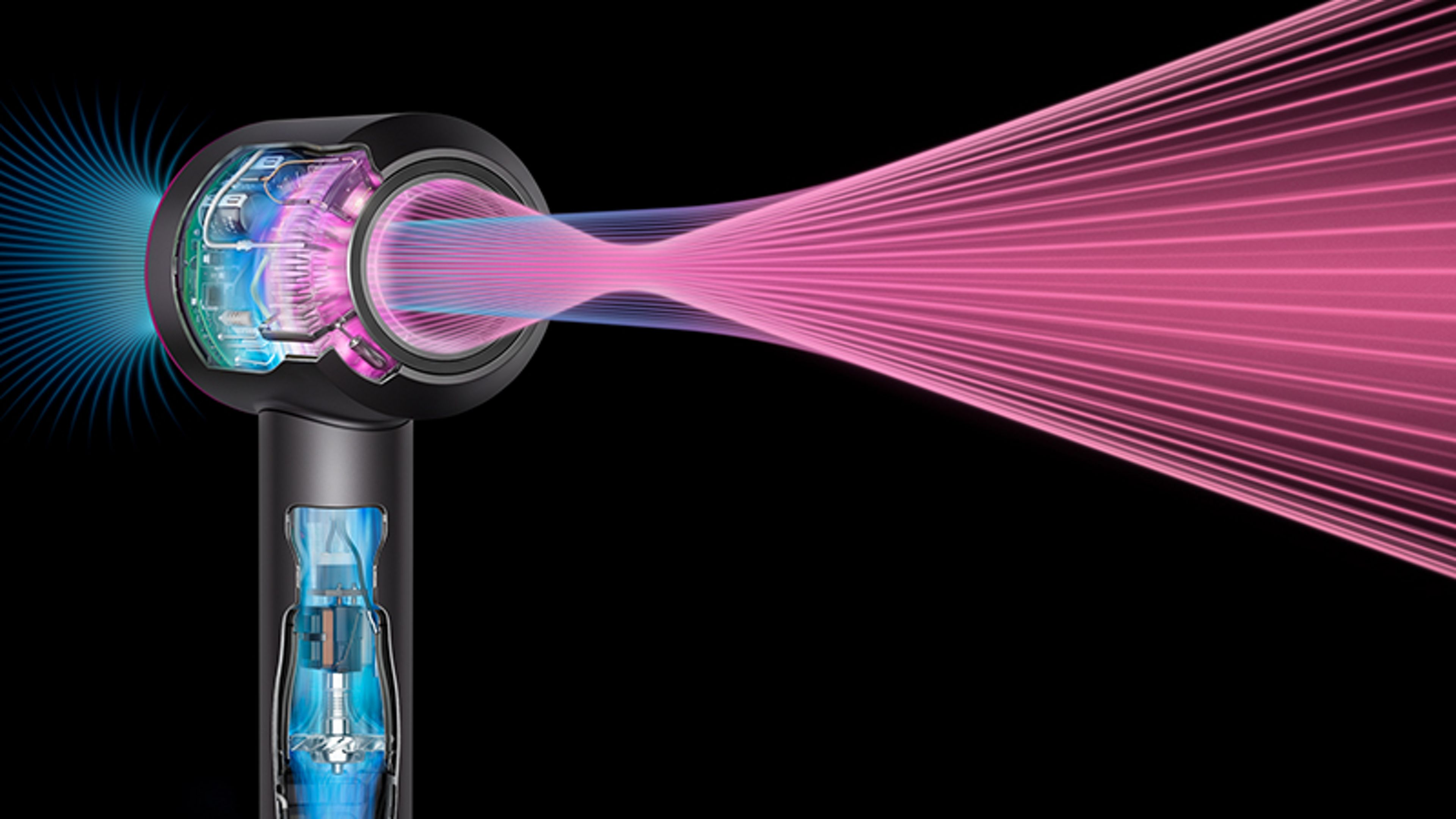 Как работает dyson air multiplier купить дайсон v6 энимал про