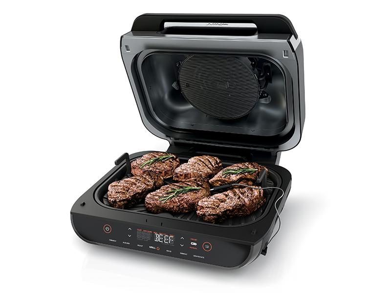 Ninja 5.7L Foodi Max Health Grill & Air Fryer - AG551UK