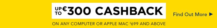 Laptop Cashback